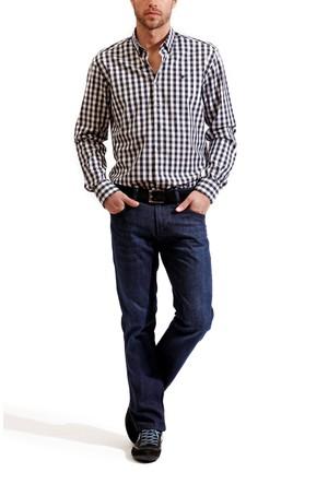 Pierre Cardin Outlet Lacivert Kot Pantolon