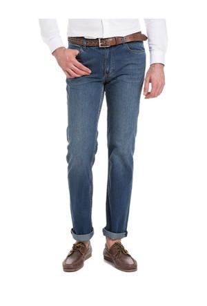Pierre Cardin Erkek Rainbow Denim Pantolon