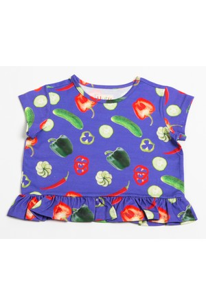 Yuty Green Pepper Tee Tshirt