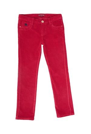 U.S. Polo Assn. Kız Çocuk Spor Pantolon