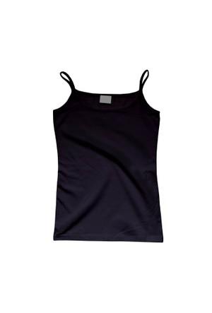 The Chalcedon Baskısız Basic Kadın T-Shirt