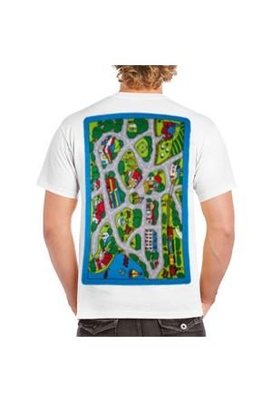 BuldumBuldum Oyun Halısı Baba T-Shirt