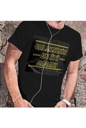 BuldumBuldum Galaksinin En İyi Babası T-Shirt