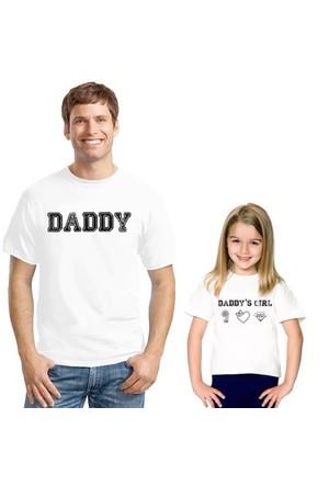 BuldumBuldum Baba Çocuk T-Shirt - Babasının Kızı