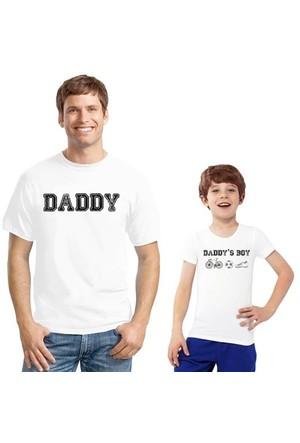 BuldumBuldum Baba Çocuk T-Shirt - Daddys Boy