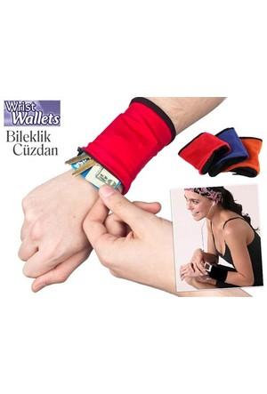 BuldumBuldum Wrist Wallet - Bileklik Cüzdan 3'Lü Set