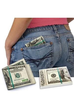 BuldumBuldum Dolar Cüzdan
