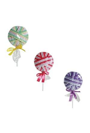 BuldumBuldum Lollipop Hair Ribbons - Lolipop Saç Lastikleri