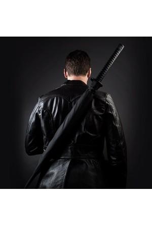 BuldumBuldum Samuray Kılıcı Şemsiye - Siyah