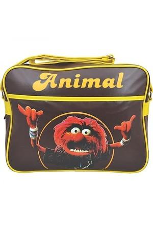 Half Moon Bay Muppets Animal Postacı Çanta