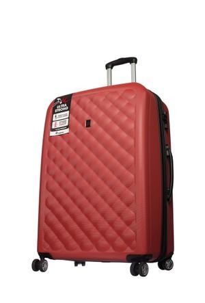 It Luggage Polycarbonate Büyük Boy Çanta Bordo L-(78*55*33)