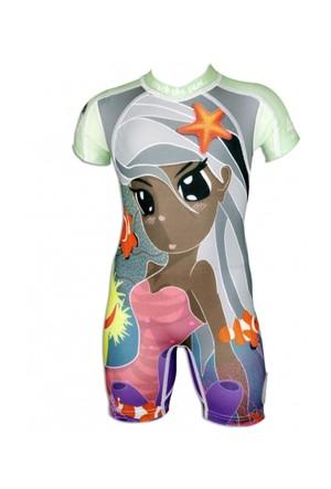 4bb2 / uvea Deniz Prensesi Yüzme Kıyafeti