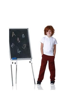 Zeyland Unisex Çocuk Beyaz Polo T-Shirt K-61Kl3752