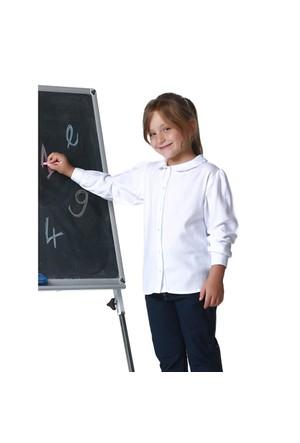 Zeyland Kız Çocuk Beyaz Gömlek K-62Kl4682