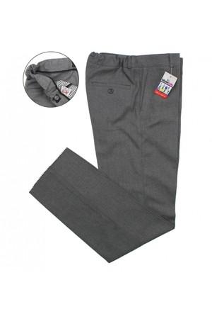 Modakids Modakıds Erkek Çocuk Gri Okul Pantalon 016-3600-011