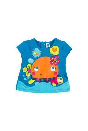 Tuc Tuc Kız T-Shirt Jellyfish