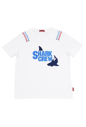 Karamela Shark Crew T-Shirt