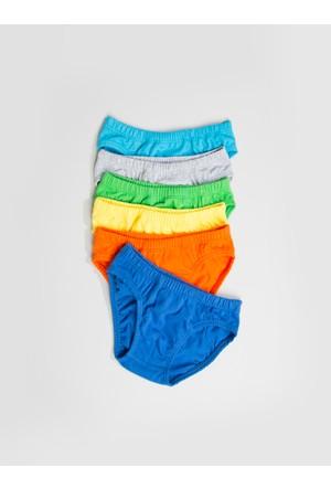 LC Waikiki Erkek Çocuk İç Giyim Alt 6'Lı
