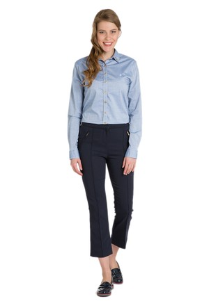 U.S. Polo Assn. Ducicropped6S Kadın Pantolon