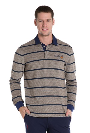 U.S. Polo Assn. Jin Erkek Sweatshirt
