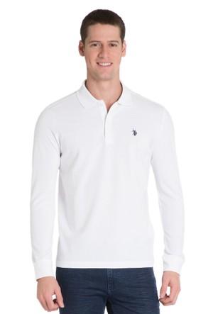 U.S. Polo Assn. Gtp01Sk6 Erkek Sweatshirt