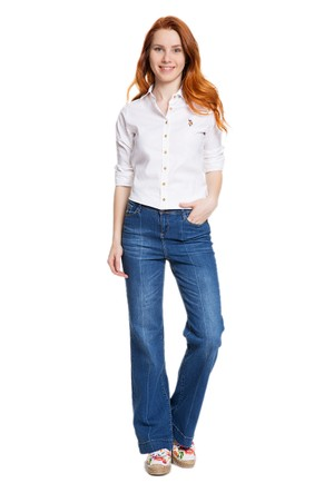 U.S. Polo Assn. Suri Kadın Pantolon