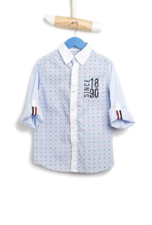 U.S. Polo Assn. Gatriakids Erkek Çocuk Gömlek