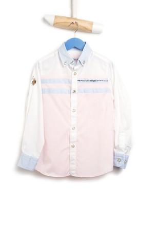 U.S. Polo Assn. Brusemo Erkek Çocuk Gömlek
