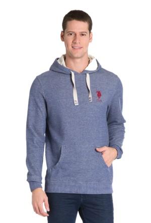 U.S. Polo Assn. Heros Erkek Sweatshirt