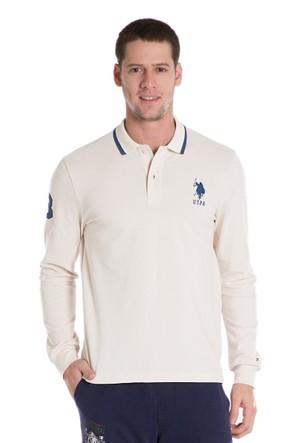 U.S. Polo Assn. Sd01Sk6 Erkek Sweatshirt