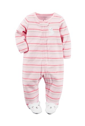 Carter's Kız Bebek Havlu Tulum-SNP 115G171