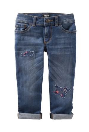 Oshkosh Küçük Kız Çocuk Kot Pantolon 21349210