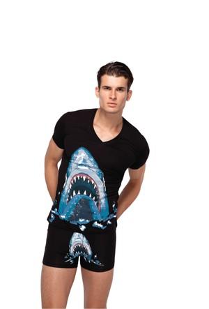 Rebel Erkek T-shirt 7124