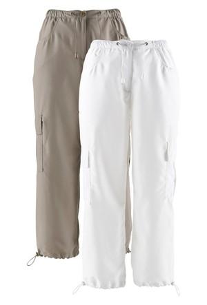 Bpc Bonprix Collection - Kahverengi Mikrofiber Pantolon