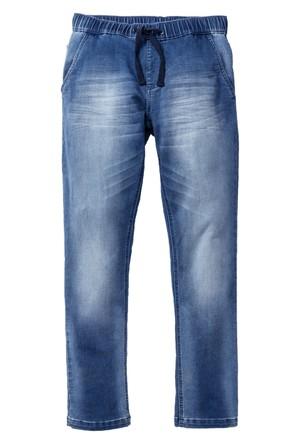 John Baner Jeanswear Mavi Jean Görünümde Pantolon