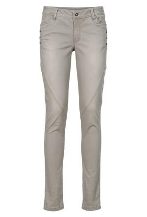 Bodyflirt Kahverengi Streç Pantolon