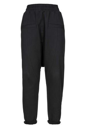 Rainbow Siyah Şalvar Kesim Pantolon