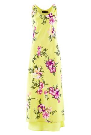 Bpc Selection Sarı Elbise