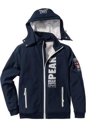 Bpc Selection Mavi Softshell Ceket Regular Fit