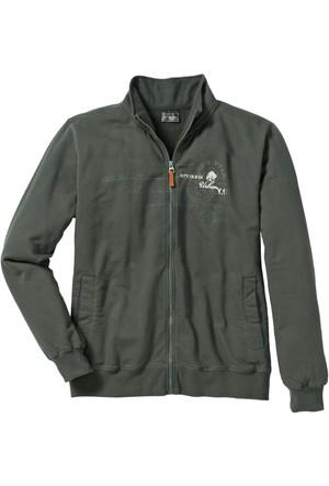 Bpc Selection Yeşil Sweat Ceket Regular Fit