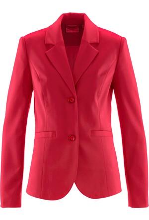 Bpc Selection Kırmızı Blazer Ceket