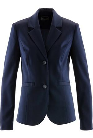 Bpc Selection Mavi Blazer Ceket