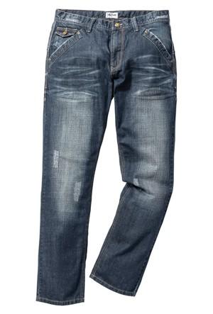 John Baner Jeanswear Mavi Jean Pantolon Regular Fit Straight