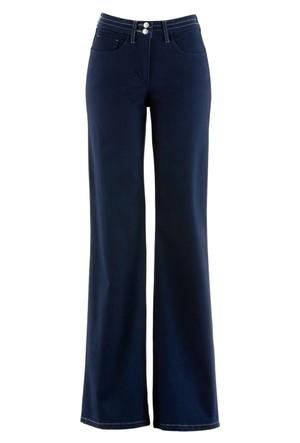 Bpc Selection Mavi Streç Pantolon