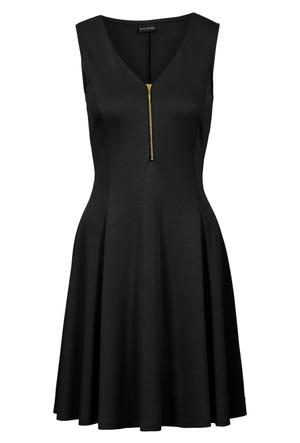 Bodyflirt Siyah Elbise