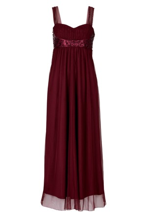 Bodyflirt Kırmızı Maxi Elbise