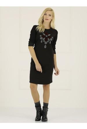 Faik Sönmez Siyah Elbise 33151