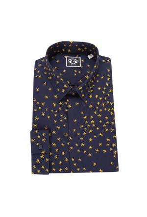Kenzo Gömlek Erkek Uk Gömlek F665Ch1601Fr