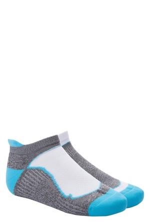 DeFacto Erkek Renkli 2'Li Kısa Çorap