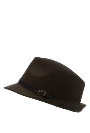 DeFacto Kadın Yeşil Trend Şapka